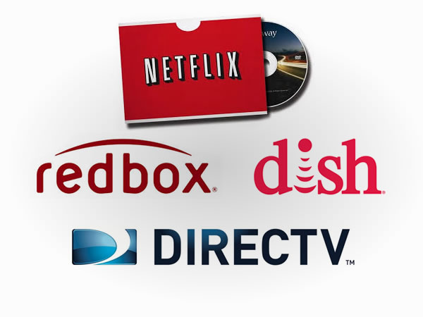Alternative Sources for Movie Entertainment - DIRECTV, RedBox, More