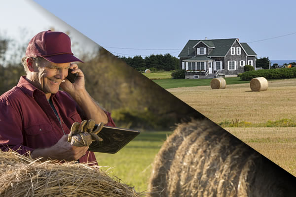 Best internet options for rural areas 2016