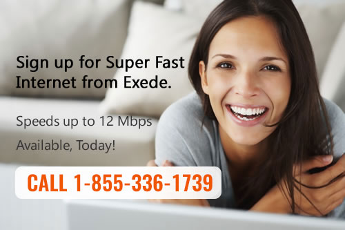 Happy Exede Internet Customer