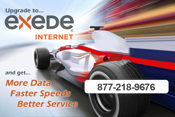 Upgrade WildBlue to Exede - More Data, Faster Internet, Better Service